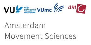 Amsterdam Movement Sciences | AMS (external Link)