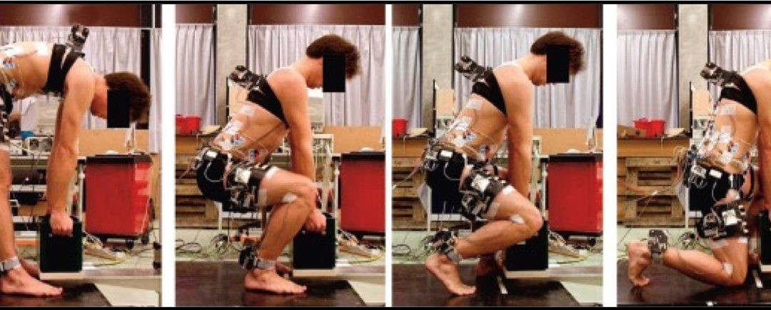 Wearable Robotics: Exo-Aid for augmenting human physical capacities