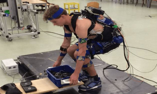 Spexor: The effects of a spinal exoskeleton on biomechanics, performance, and user-satisfaction in healthy people and low back pain patients